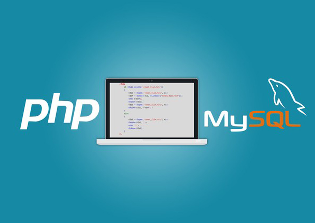 how to create database using php