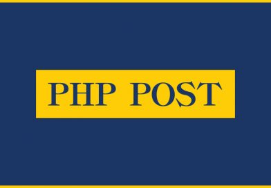 Part 02 – PHP POST Method